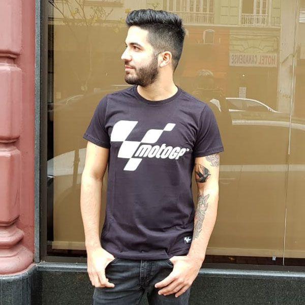 Camiseta MOTOGP - PRETO  - Motosports