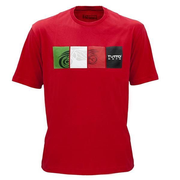 Camiseta Tutto Moto LANÇAMENTO CORES  - Motosports