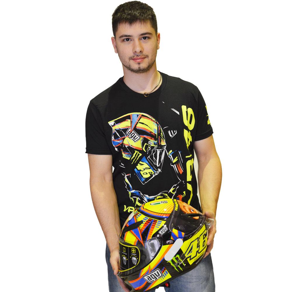 Camiseta Valentino Rossi 46  - Motosports