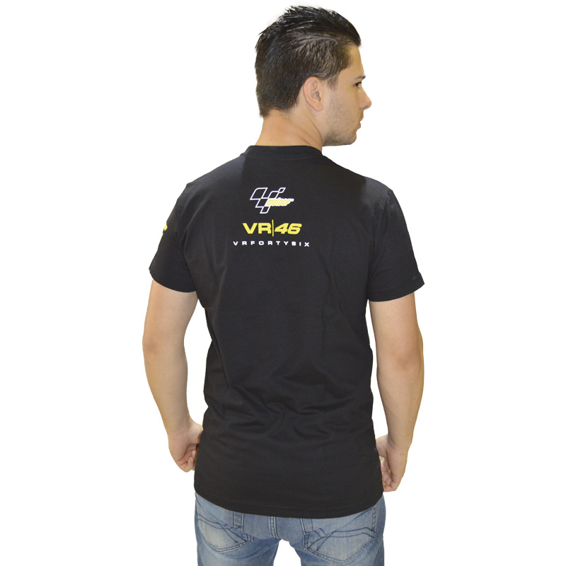 Camiseta Valentino Rossi 46 Grafismo Rossi  - Motosports
