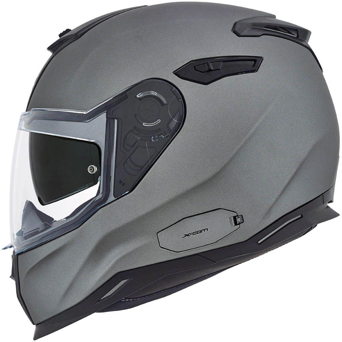 CAPACETE NEXX SX.100 CORE EDITION D.GREY MT. (FOSCO)  - Motosports