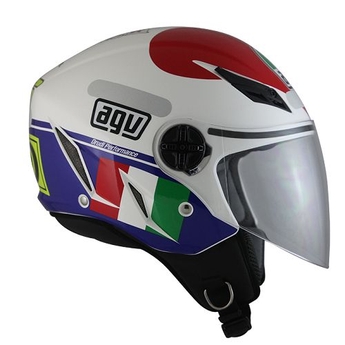 CAPACETE AGV BLADE VALENTINO HEART  - Motosports