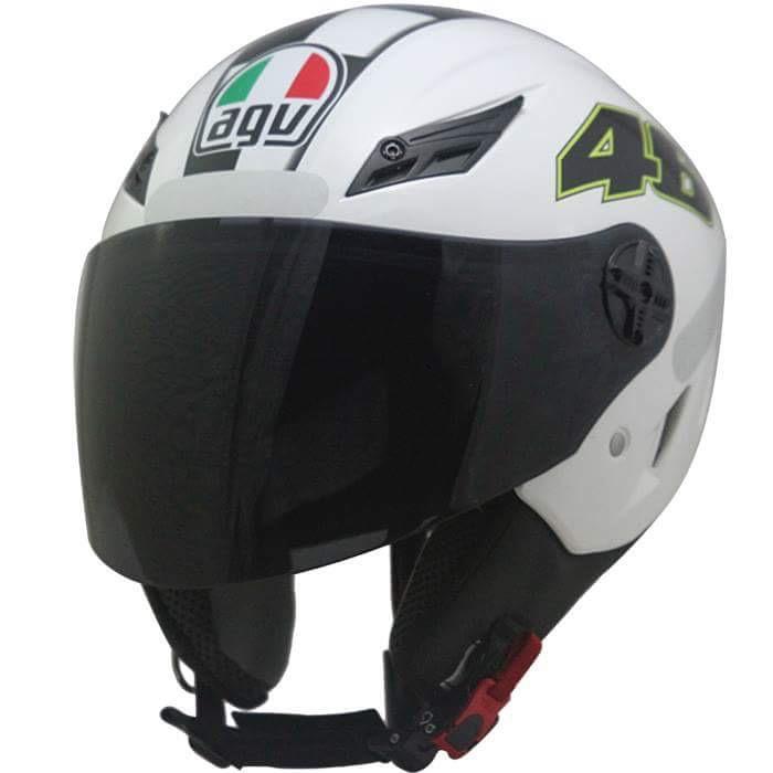 CAPACETE AGV BLADE CELEBRATE BRANCO  - Motosports