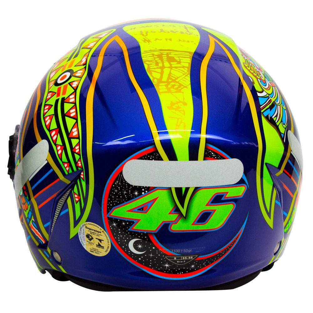 Capacete Agv Blade Five Continents Valentino Rossi Motosport Part S E Accessories 3331 3475