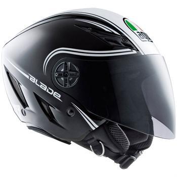 CAPACETE AGV BLADE START PRETO  - Motosports