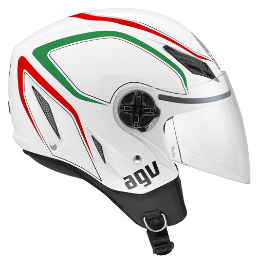 CAPACETE AGV BLADE TAB ITALIA  - Motosports