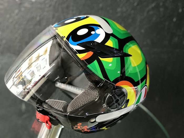 CAPACETE AGV BLADE TARTARUGA  - Motosports