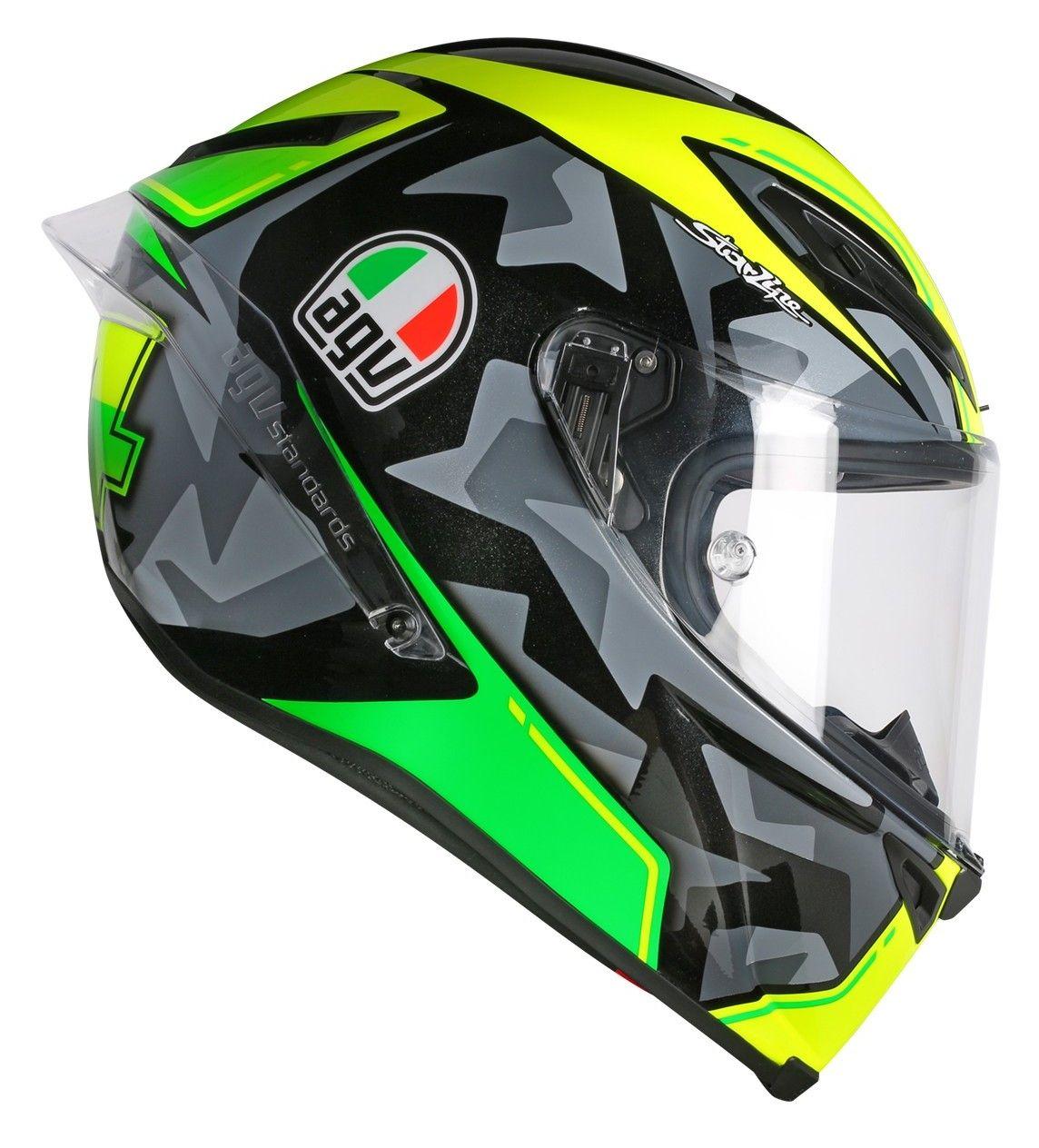 CAPACETE AGV  CORSA SPARGARÓ  - Motosports