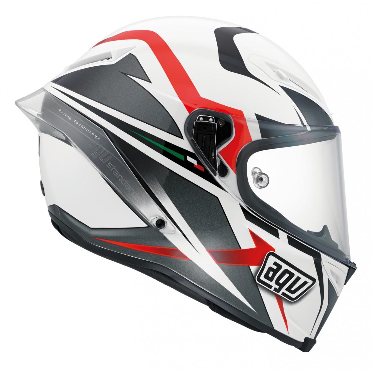 CAPACETE AGV CORSA VELOCITY  - Motosports