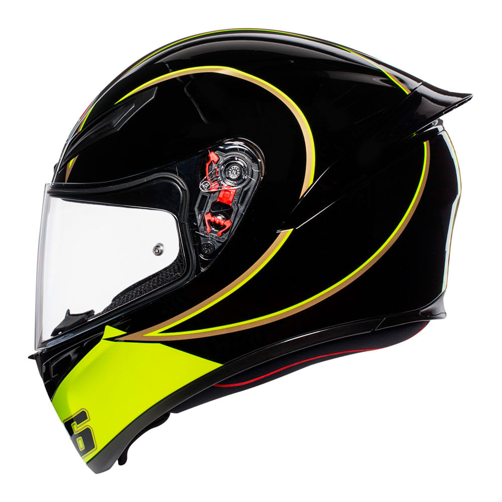 CAPACETE AGV K1 GOTHIC 46  - Motosports