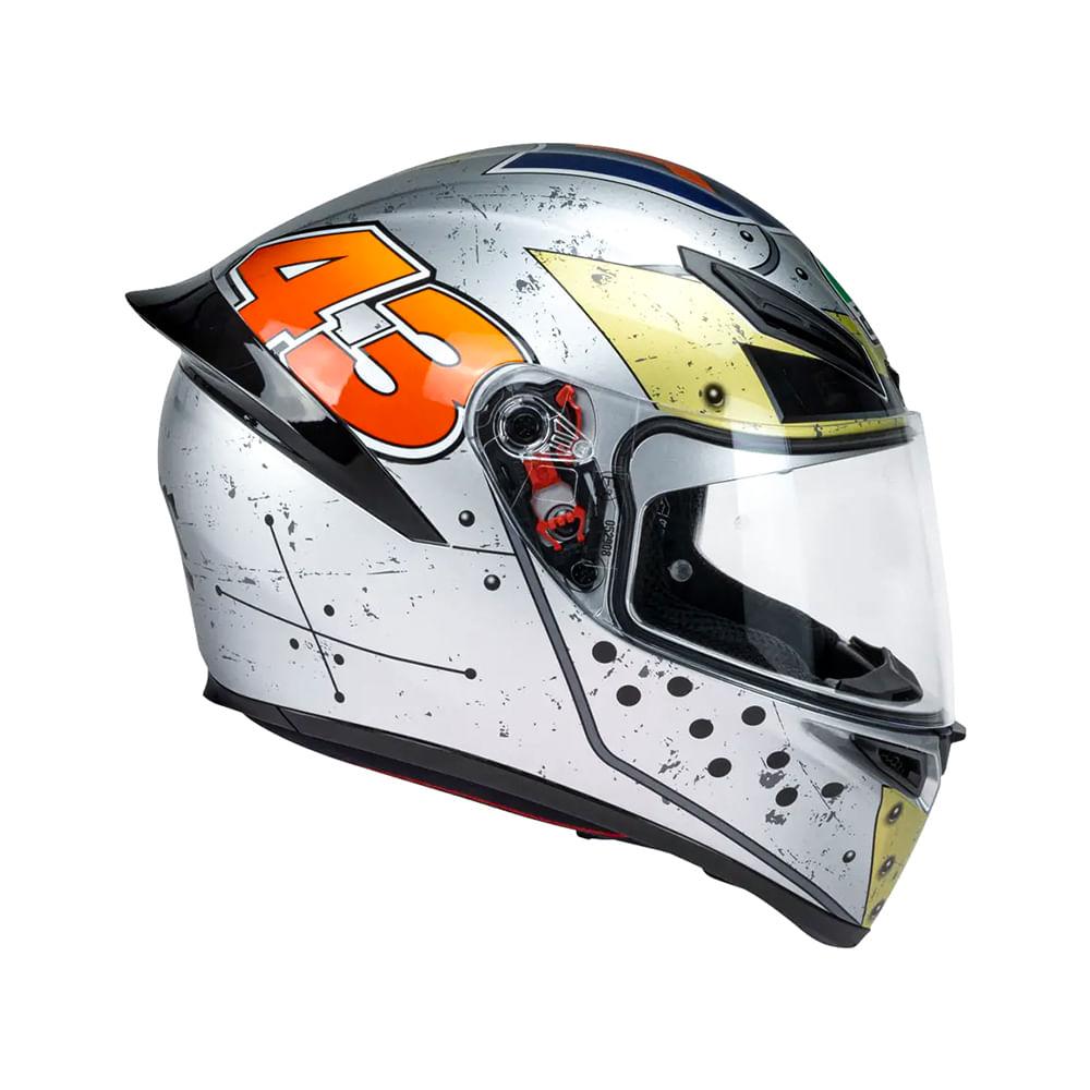 CAPACETE AGV K1 JACK MILLER 2019  - Motosports