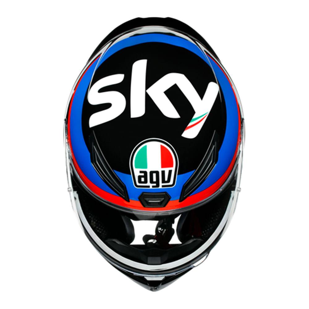 CAPACETE AGV K1 VR46 SKY RACING TEAM  - Motosports