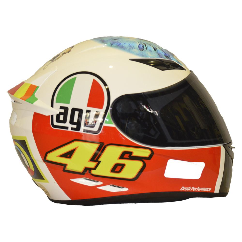 Capacete Agv K3 The Eye Valentino Rossi  - Motosports