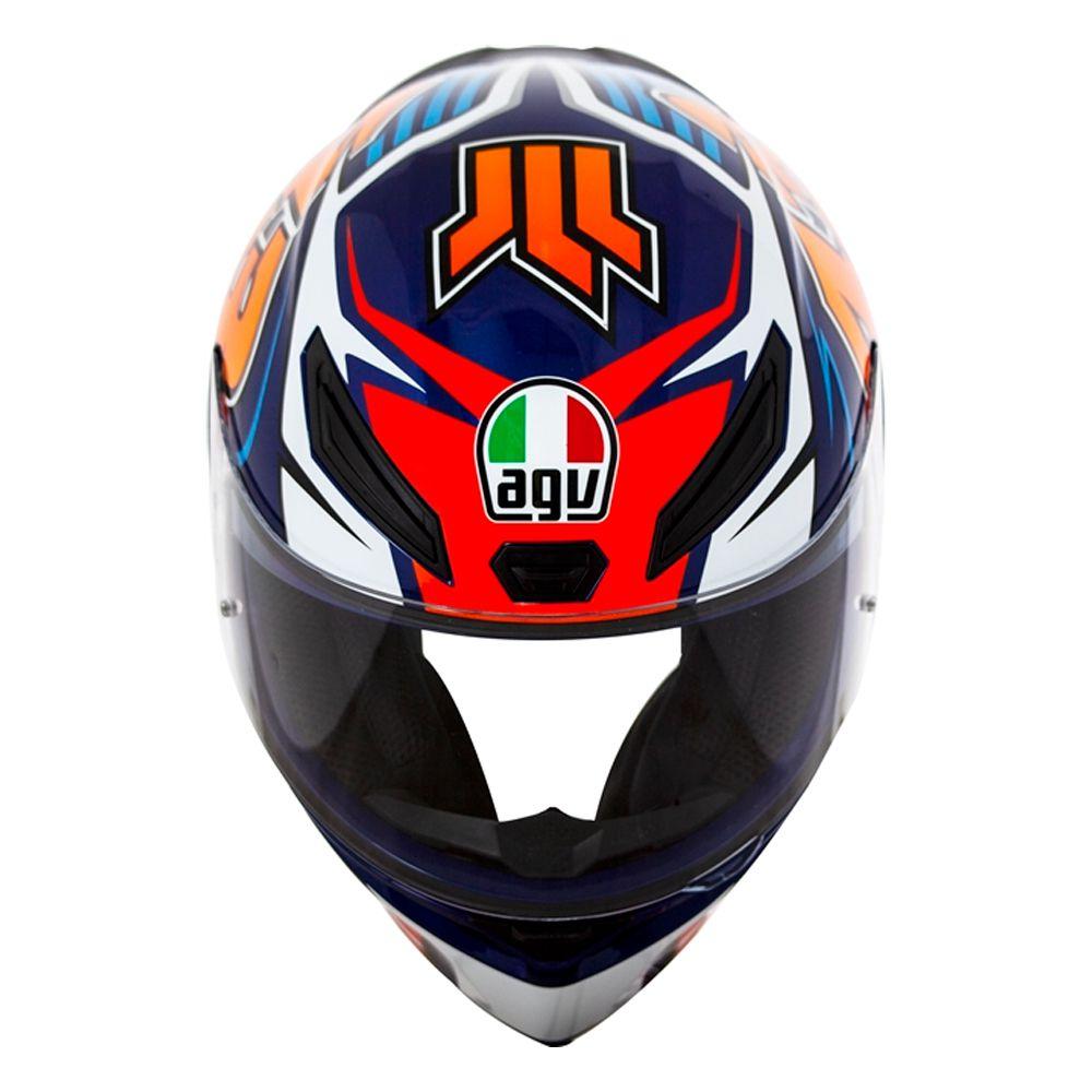 Capacete AGV K-1 Jack Miller Oficial Piloto  - Motosports