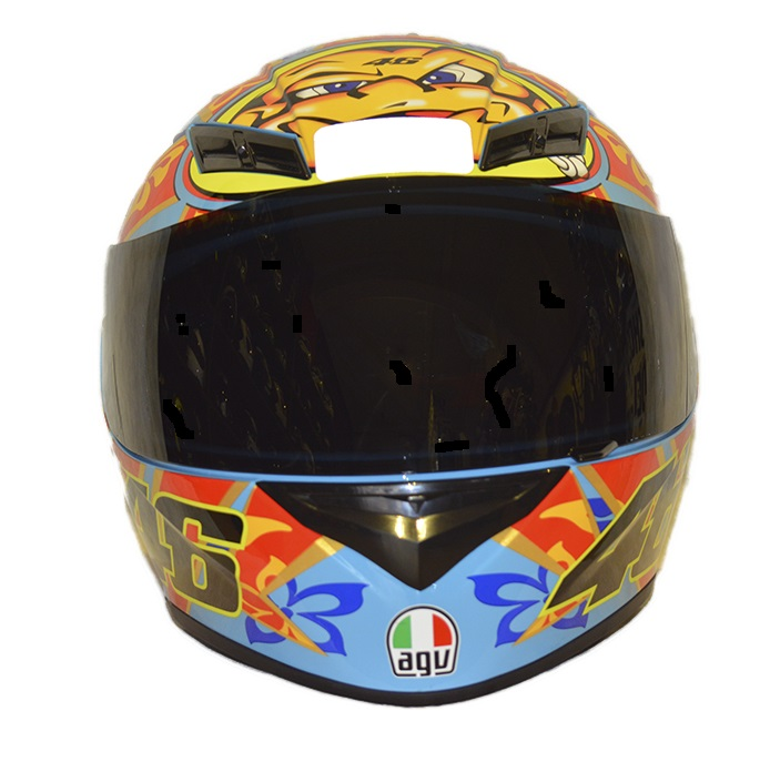 Capacete AGV K3 MUGELLO 2001  - Motosports