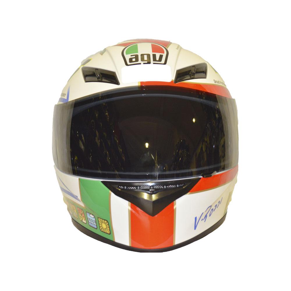 CAPACETE AGV K3 RÉPLICA VALENTINO ROSSI- ICON  - Motosports