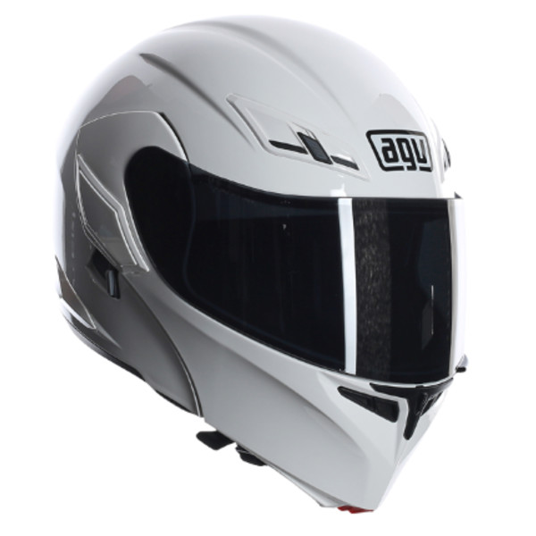 Capacete AGV NBR COMPACY SOLID WHITE  - Motosports
