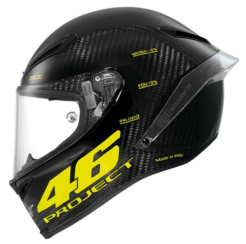 CAPACETE AGV PISTA PROJECT 46 LANÇAMENTO  - Motosports