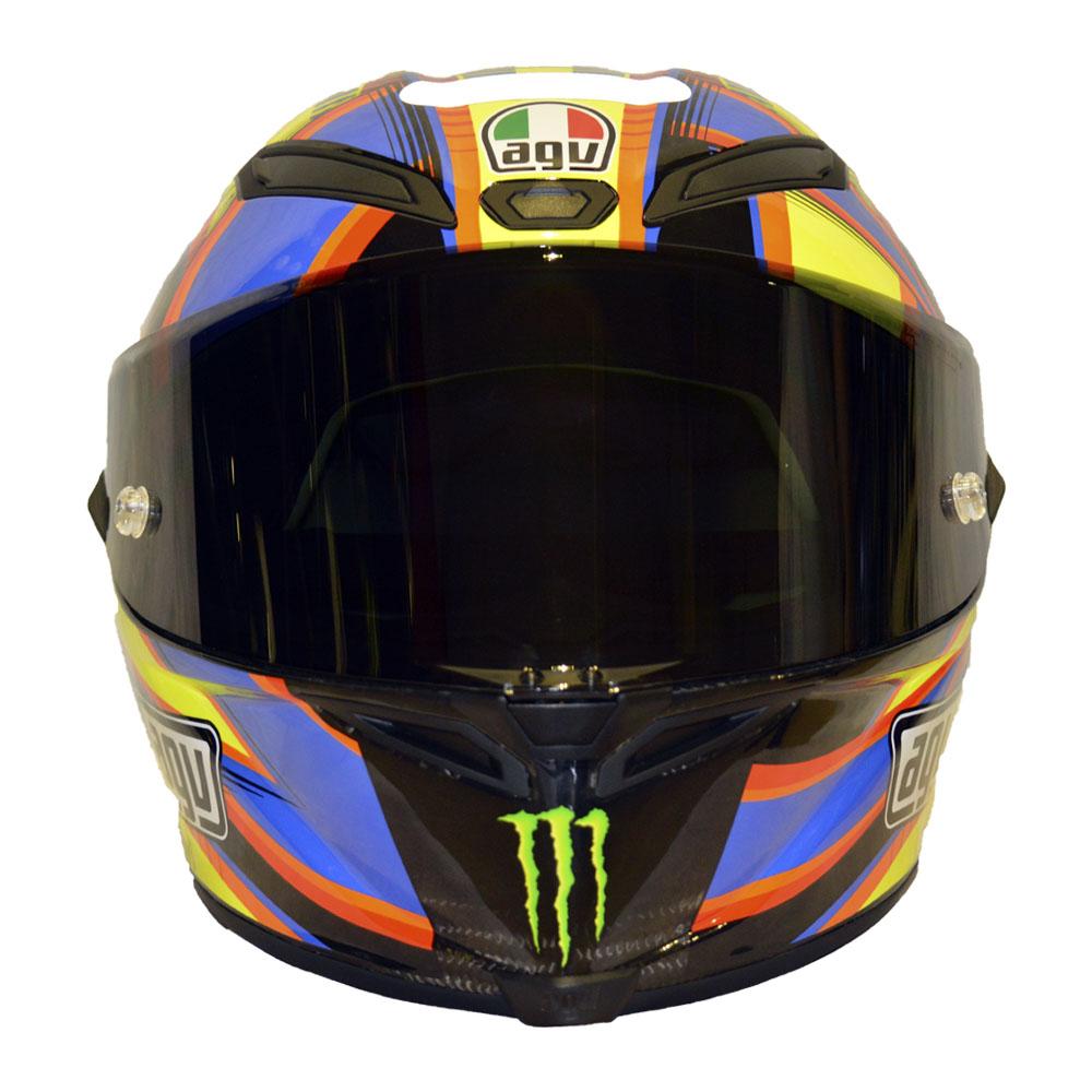 CAPACETE AGV PISTA WINTER TESTE MONSTER  - Motosports