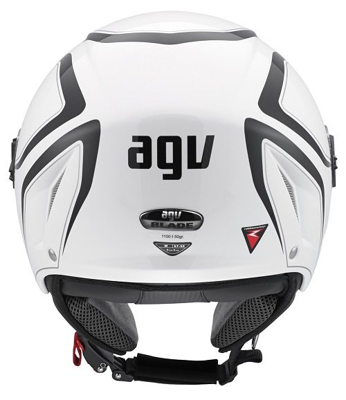 CAPACETE AGV BLADE TAB BRANCO  - Motosports