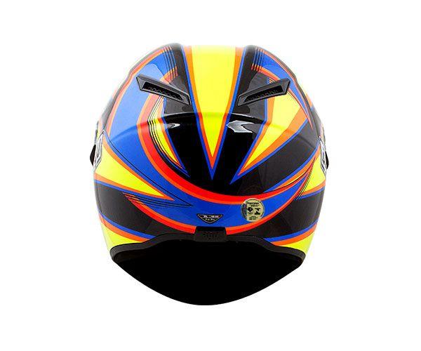 CAPACETE AGV  VELOCITY  - Motosports