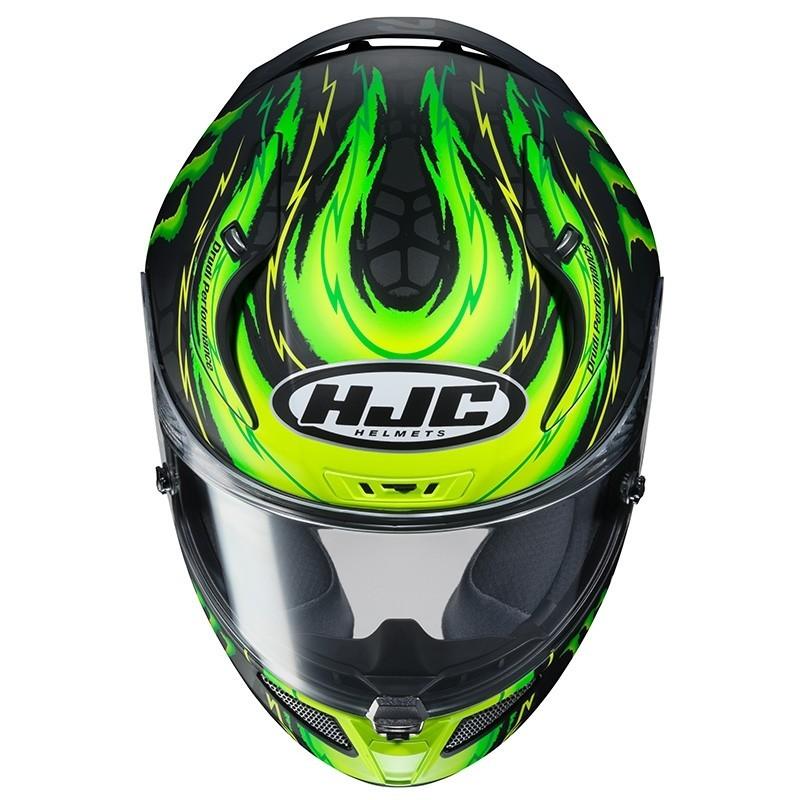 CAPACETE HJC RPHA 11 PRO CAL CRUTCHLOW REPLICA  - Motosports