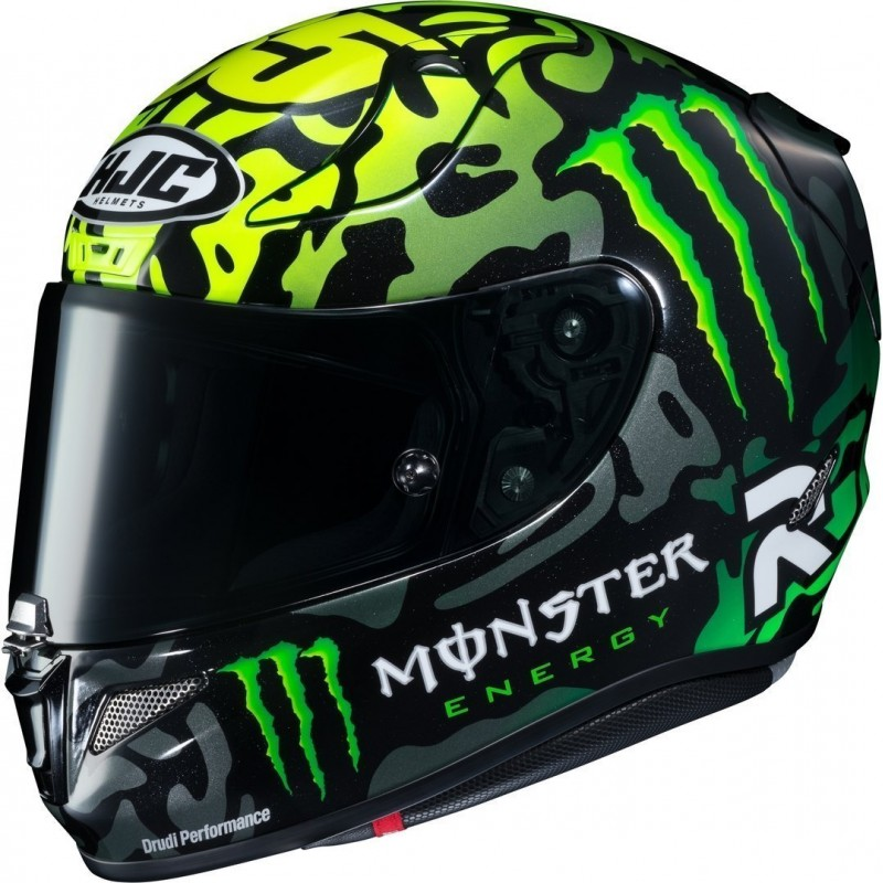 CAPACETE HJC RPHA 11 PRO CAL CRUTCHLOW SPECIAL  - Motosports