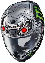 CAPACETE HJC SPEED MACHINE  - Motosports