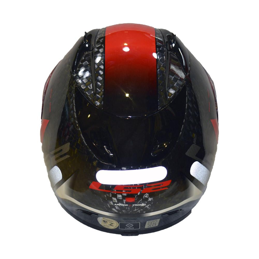 CAPACETE LS2 ARROW CARBONO  - Motosports