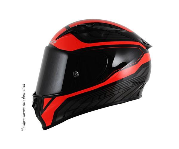 CAPACETE LS2 ARROW R BURNER  - Motosports