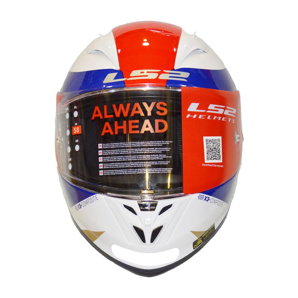 CAPACETE LS2 ARROW R COMET  - Motosports