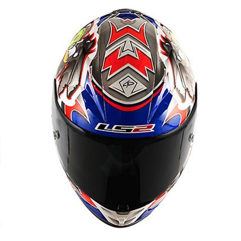 Capacete LS2 FF323 Arrow R Réplica Alex Barros  - Motosports