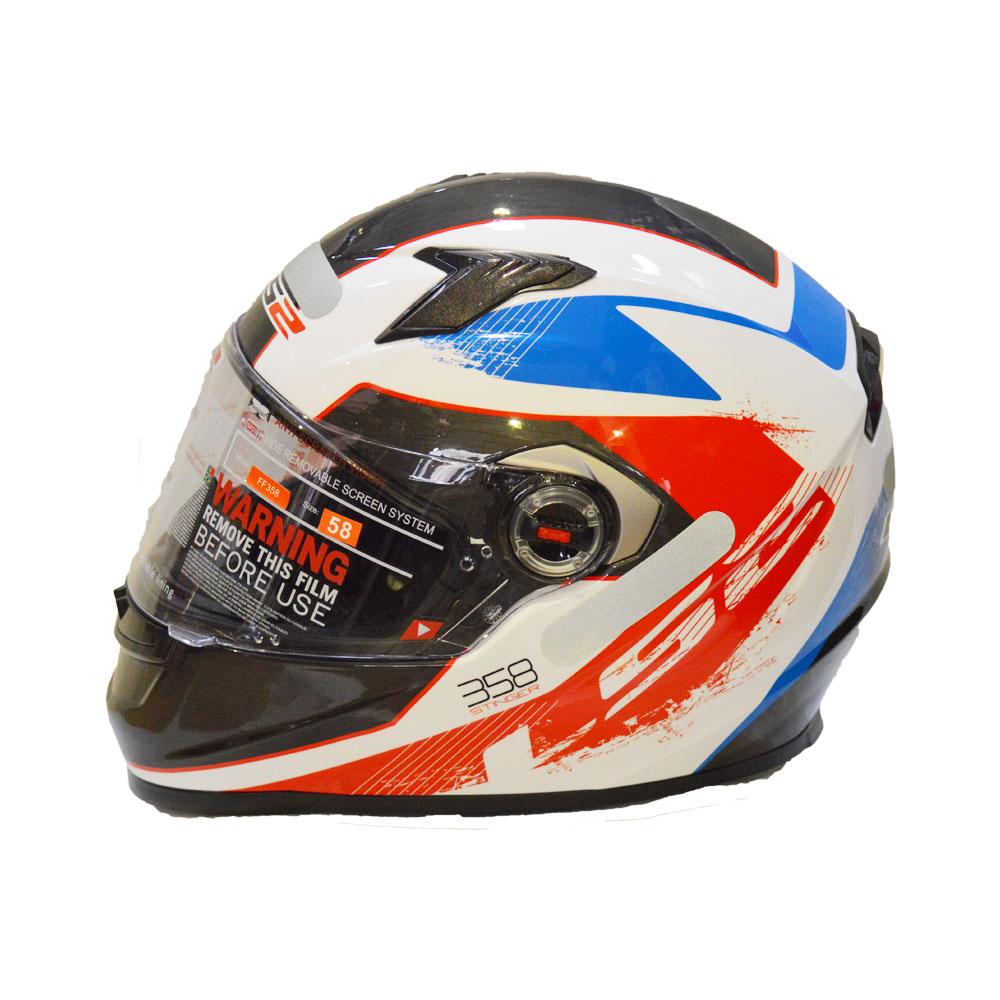 CAPACETE LS2 FF358 STINGER  - Motosports