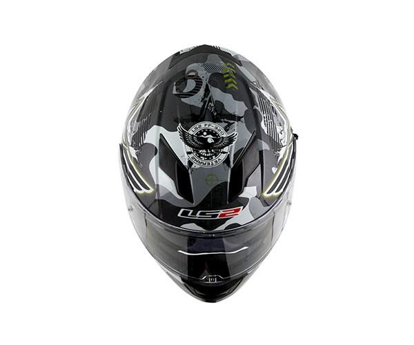 CAPACETE LS2 FF320 STREAM VETERAN II  - Motosports