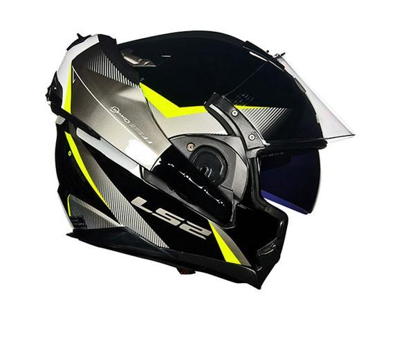 CAPACETE LS2 FF393 RAWK  - Motosports