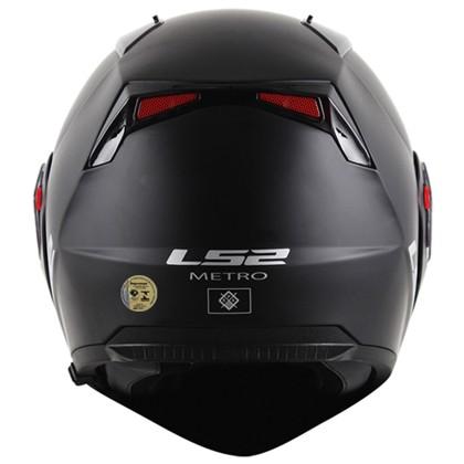 CAPACETE LS2 METRO FOSCO  - Motosports