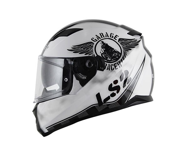 CAPACETE LS2 STREAM GARAGE  - Motosports