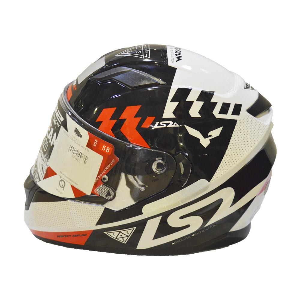 CAPACETE LS2 STREAM PODIUM  - Motosports