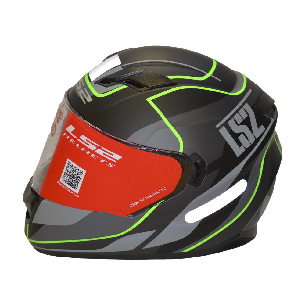 CAPACETE LS2 STREAM VANTAGE  - Motosports