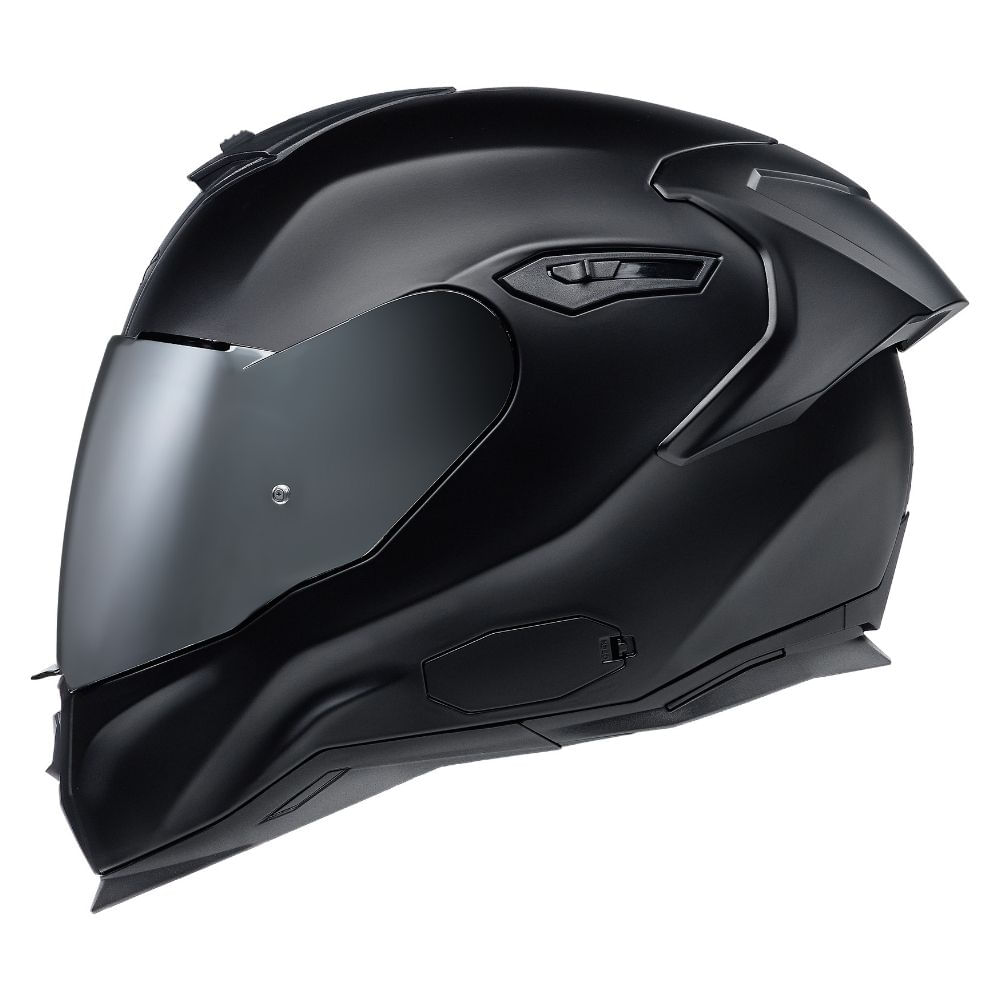 CAPACETE NEXX SX100R PRETO FOSCO  - Motosports