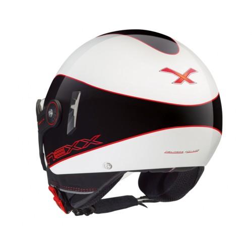 CAPACETE NEXX X60 MERCURE BRANCO  - Motosports