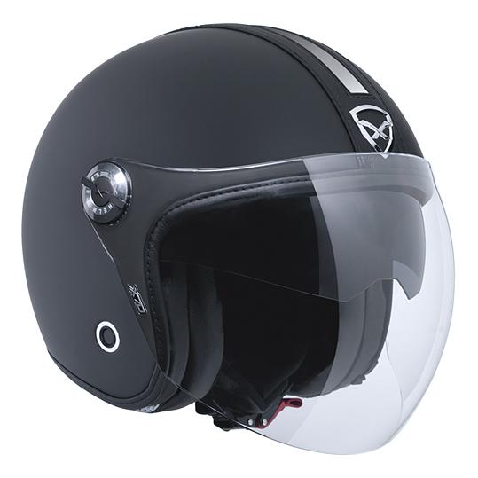 Capacete Nexx X70 Groovy Preto fosco - NOVO (ganhe brinde)  - Motosports