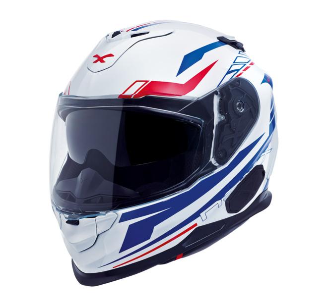 Capacete Nexx XT1 GRID Azul Lançamento!!  - Motosports