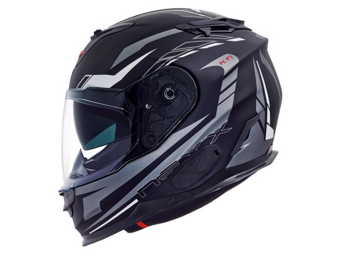 Capacete Nexx XT1 GRID Cinza  - Motosports
