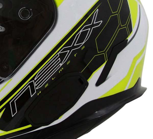 Capacete Nexx XT1 Lotus Neon Lançamento!!  - Motosports