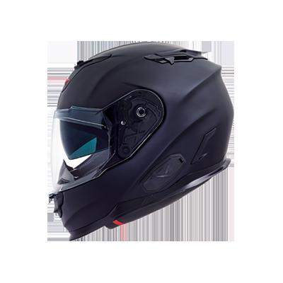 CAPACETE NEXX XT1 - PRETO FOSCO  - Motosports
