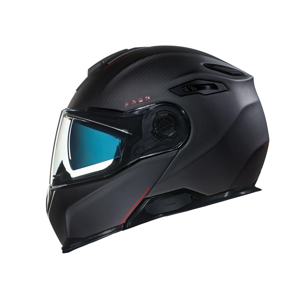 Capacete Nexx X-Vilitur CARBONO Com Viseira Solar Articulado  - Motosports