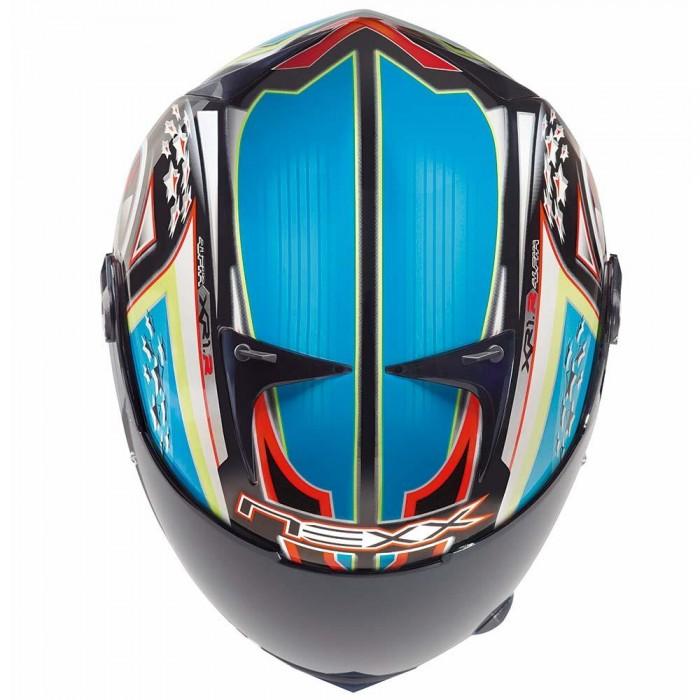 CAPACETE NEXX XR1R RAZOR ALPHA YELLOW Promoção válida enquanto durarem os estoques  - Motosports