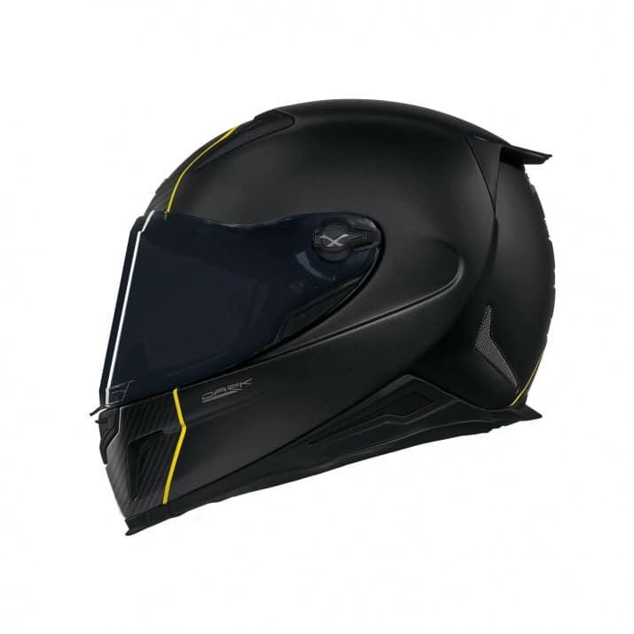 CAPACETE NEXX XR2 CARBON DARK DIVISION  - Motosports