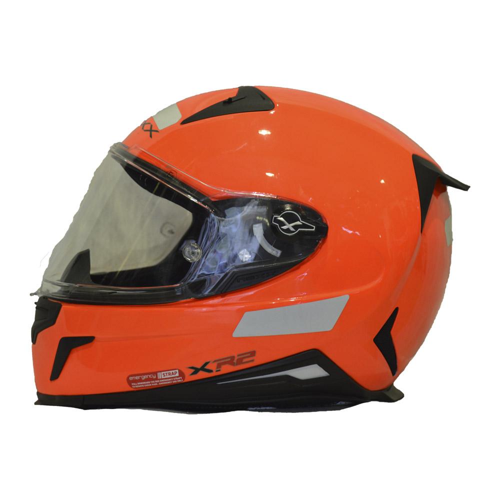 Capacete Nexx XR2 Laranja  - Motosports